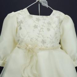 Robe de cérémonie bébé RIML 33PU