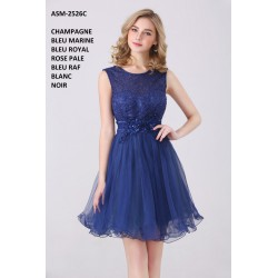 Robe patineuse tulle REF ASM-2526C