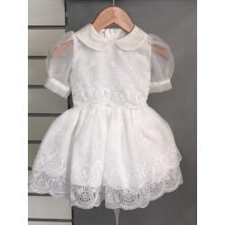 Robe cérémonie bébé fille