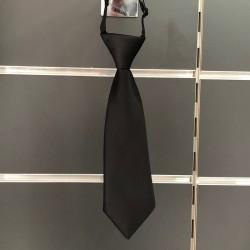 Cravate bébé noir