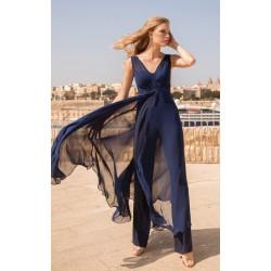 Combinaison pantalon femme chic Creatif Paris CBI015