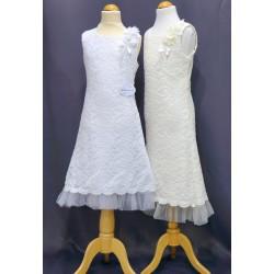 Robe de cérémonie fille REF PA-MALLORY