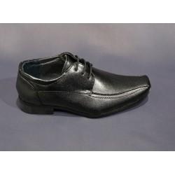 Chaussures cérémonie garçon noir du 26 au 32