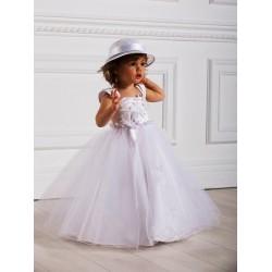 robe de mariage fille 2 ans. Black Bedroom Furniture Sets. Home Design Ideas