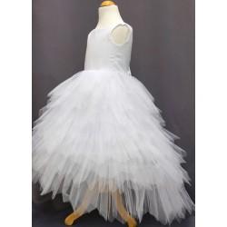 Robe princesse tulle fille EDEN existe en plusieurs coloris