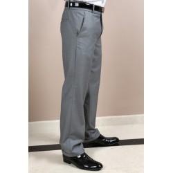 Pantalon gris clair cérémonie garçon
