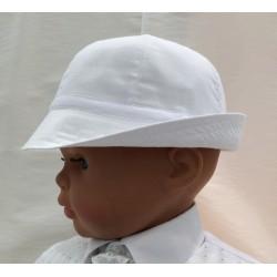 Bob, chapeau de baptême bébé garçon