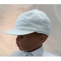 Casquette, chapeau de baptême bébé garçon