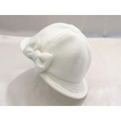 Chapeau cérémonie forme cloche polaire