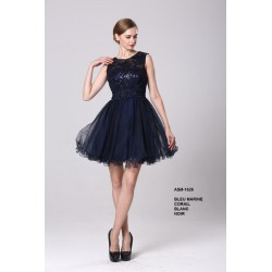 Robe patineuse tulle REF ASM-1626