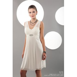 Robe cocktail femme Fashion New York D1177E