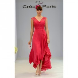 ROBE LONGUE CREATIF PARIS RO428