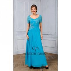 Robe de soirée Creatif Paris RO442