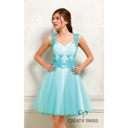 Robe de cocktail Creatif Paris RO480