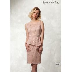 Robe courte Fashion New York AG1238
