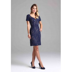 Robe de cocktail Ellebeline RC8151