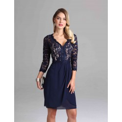 Robe de cocktail Ellebeline RC8152