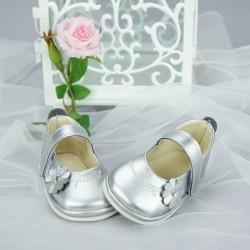 Chaussures cérémonie bébé fille ref.975