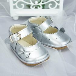 Chaussures cérémonie bébé fille ref.5002