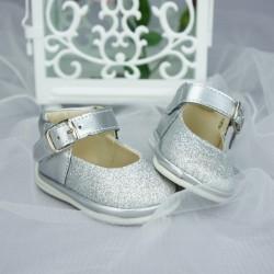 Chaussures cérémonie bébé fille ref.928