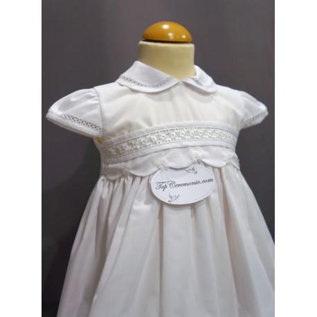 0a632fc5b912b robe de ceremonie bapteme blanche existe du 6 mois au 24 mois