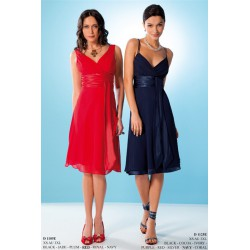 Robe cocktail Fashion New York D1105E