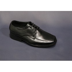Chaussures cérémonie garçon noir du 17 au 35