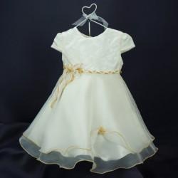Robe bébé cérémonie RIMC 18PU