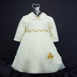 Robe cérémonie bébé RIML 01PU