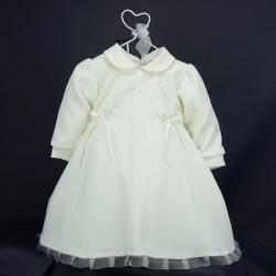 Robe de cérémonie bébé RIML 04PU