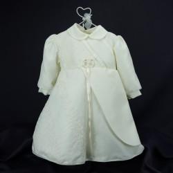 Robe bébé cérémonie RIML 05PU