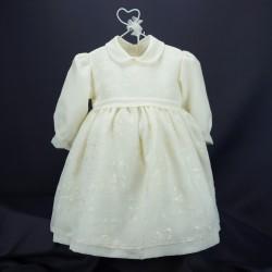 Robe bébé cérémonie RIML 12PU