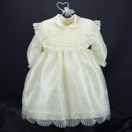 Robe de cérémonie bébé RIML 31PU