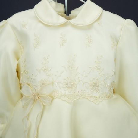 Robe de cérémonie bébé RIML 47PU