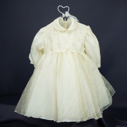 Robe bébé cérémonie RIML 48PU