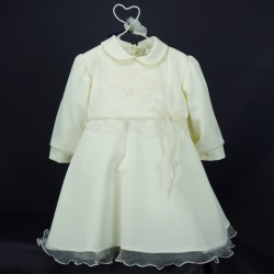 Robe bébé cérémonie RIML 54PU
