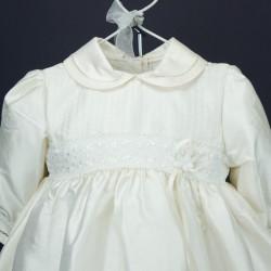 Robe cérémonie bébé manches longues RIML 61